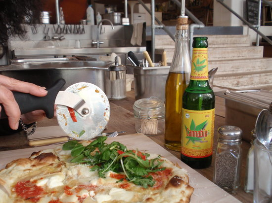 Photo of Pizza Place Story Deli at 123 Bethnal Green Road, London E2 7JP, United Kingdom