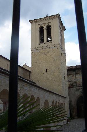 S. Giovanni in Valle: Il campanile