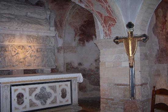 S. Giovanni in Valle : Altro angolo della chiesa sottostante