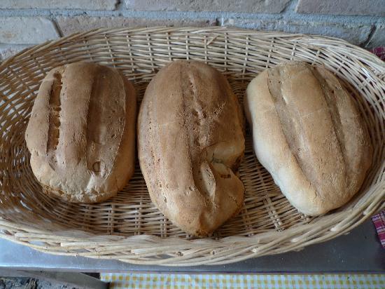 Il Casato: Ciabatta bread