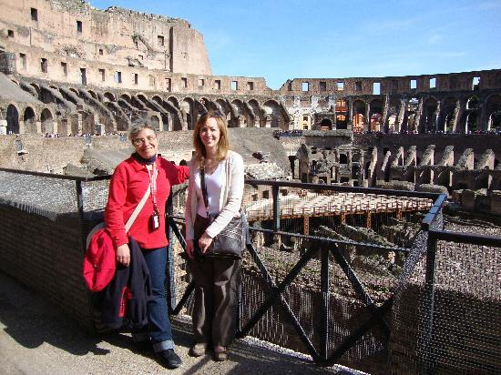 Secrets of Rome : Tour of Ancient Rome with Valeria