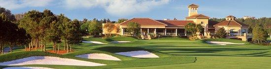 Falcon's Fire Golf Club : Clubhouse