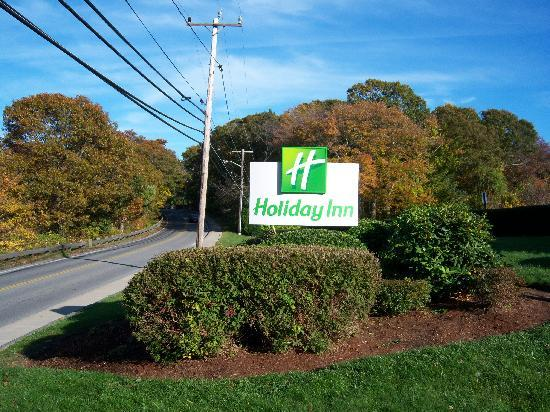 Holiday Inn Cape Cod-Falmouth: Holiday Inn Sign