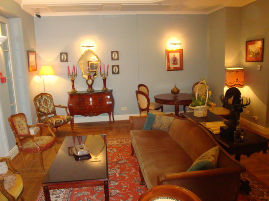 Hotel Kosciuszko: l'interno