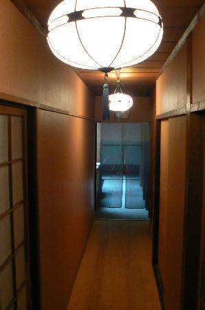 Inn Kawashima: Couloir