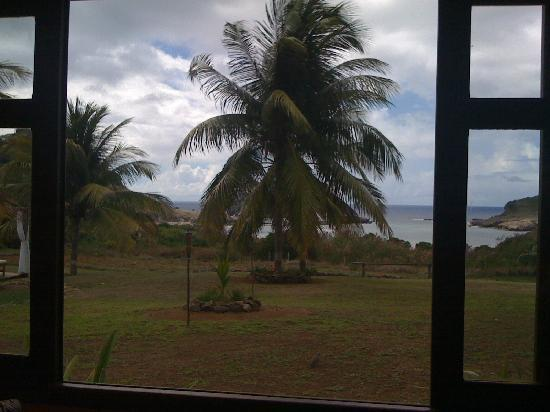 Pousada Solar Dos Ventos: view from familybungalow