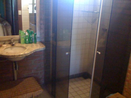 Pousada Solar dos Ventos: bathroom
