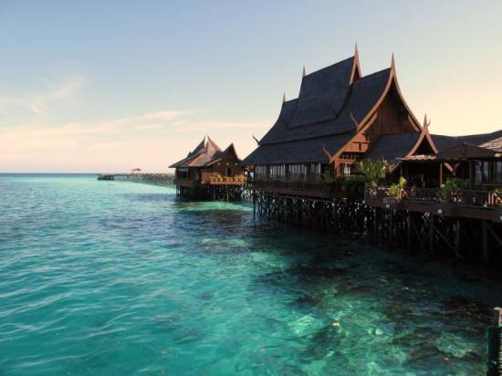 Pulau Sipadan Imagem