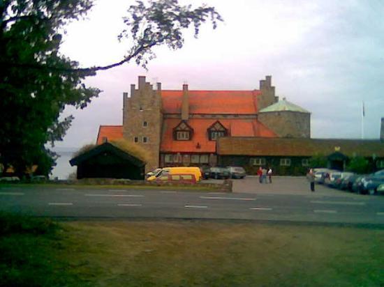 Restaurant at Vadstena