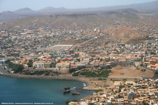 Santiago, Kap Verde: Cidade da Praia