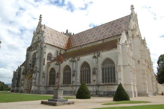 Bourg-en-Bresse, France: Monastère royal de Brou