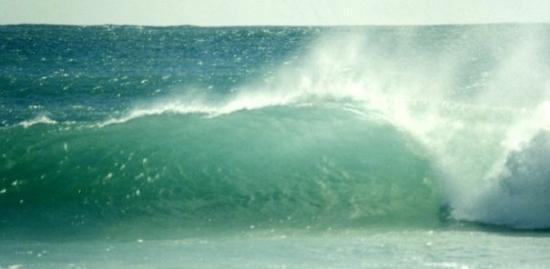 Marion Bay, Australia: Pondalowie barrel, Yorkes Penisula, SA