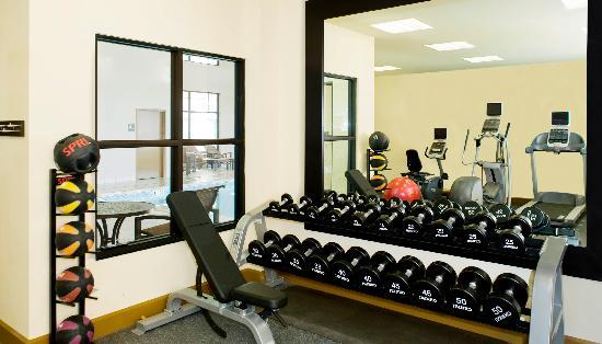 Homewood Suites by Hilton Bozeman: Fitness Center