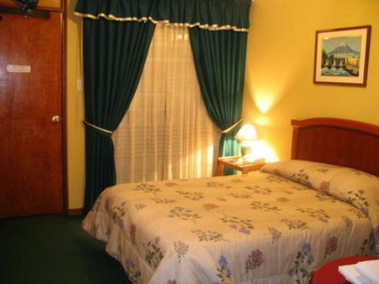 Hotel Mamatila : Habitacion Matrimonial
