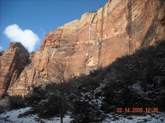 scenic drive zion national park