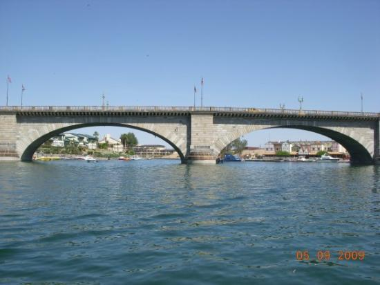 Lake Havasu City, AZ: The London Bridge