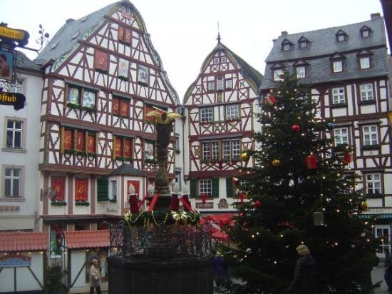 Bernkastel-Kues, Niemcy: Bernkastel-Kus, Alemanha Dezembro2008