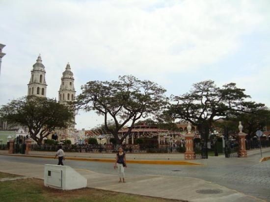 Bilde fra Campeche