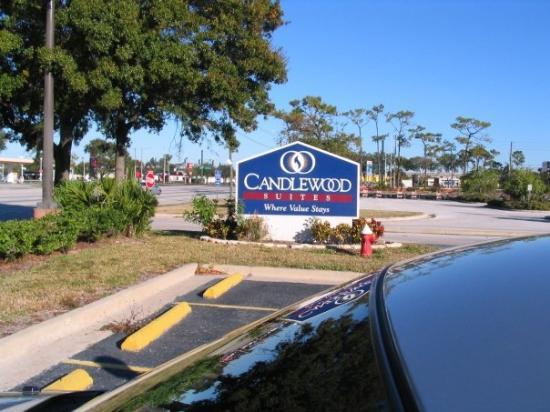 Candlewood Suites Clearwater: Candlewood yeahhhhhhh!!