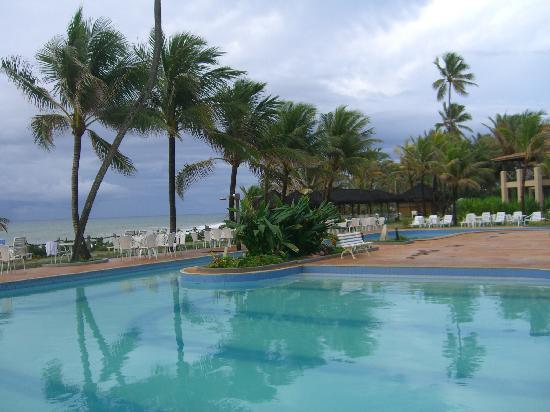 Catussaba Resort Hotel : the beach