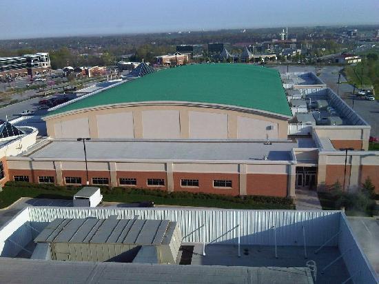 إمباسي سويتس نورث ويست أركانساس - هوتل سبا آند كونفينشن: Conference Center