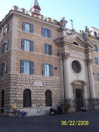 Casa Di Santa Brigida