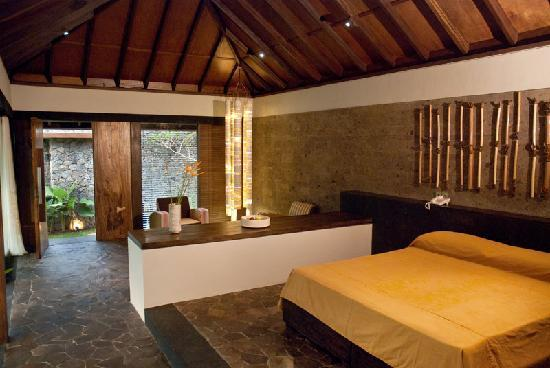 Gaya Villas at Gaya Fusion: our lovely room!! it calls Bamboo Villa