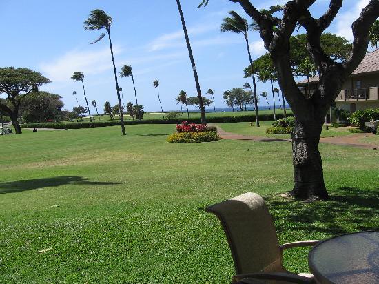 Maui Eldorado: View from lanai