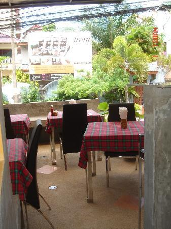 Andaman Bed & Coffee : Bar