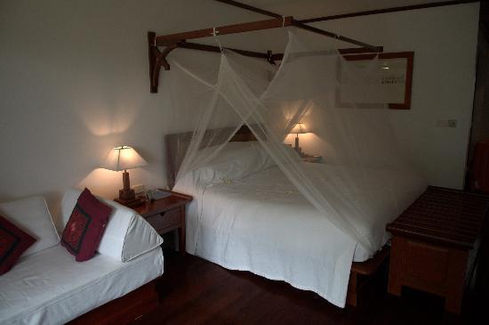 Belmond La Residence Phou Vao: Bedroom