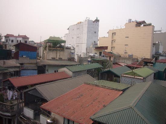 Yen Thai Guesthouse: window view