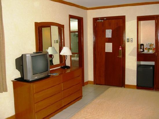 Executive Hotel Manila (formerly The Executive Plaza Hotel): 室内その2
