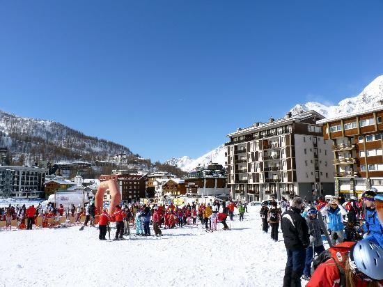Hotel Marmore: Cervinia