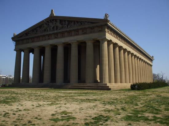 The Parthenon : Parthenon, Centennial Park