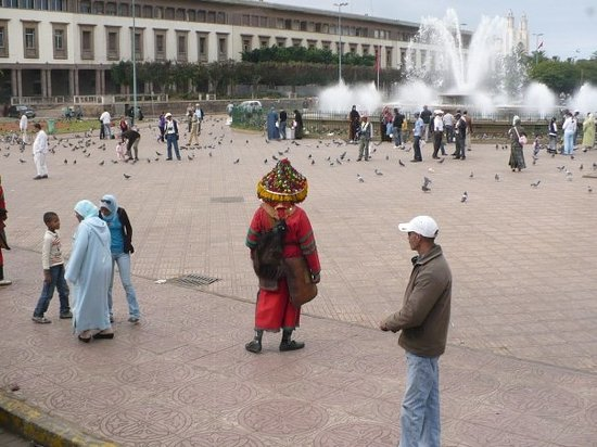 ‪Square of Mohammed V‬