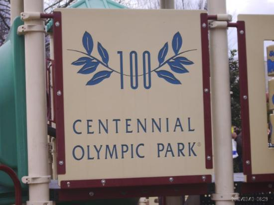 Centennial Olympic Park: Where the 1996 Olympics took place. It is really gorgeous and amzing to be right in the middle o