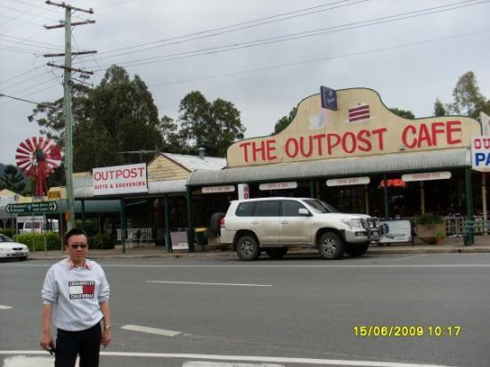 Tamborine Mountain, Australia: Canungra - Small Town up in Mt Tamborine