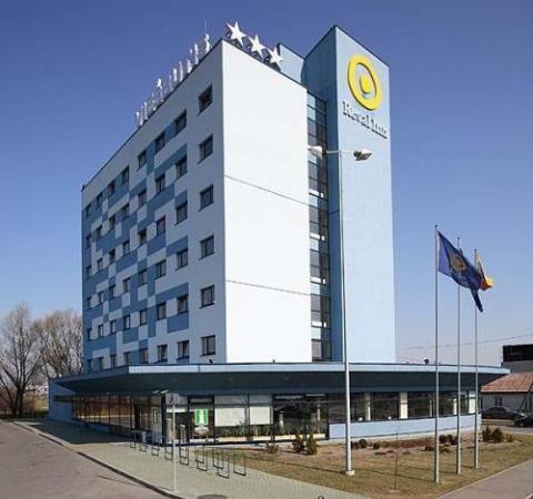 Green Park Hotel Klaipeda: My hotel Reval in