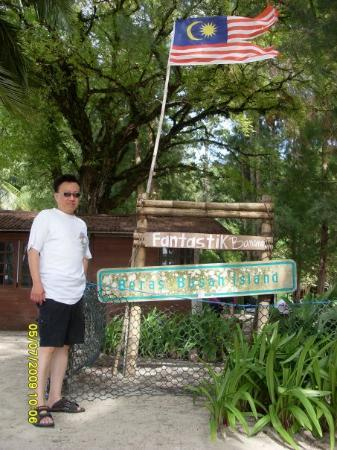 Langkawi Island Tours by Jet Ski: Pulau Beras Basah