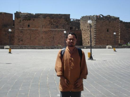 Bosra, Syria - May 2009-2