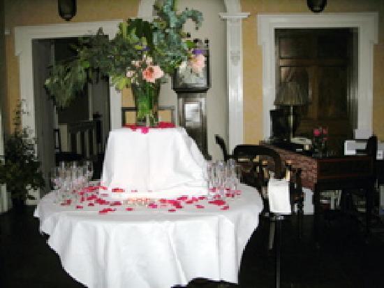 Horetown House: Reception