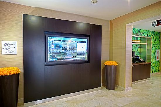 Courtyard Chesapeake Greenbrier: Grab the latest news, weather, sports, and local information from the interactive GoBoard™. This