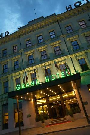 Grandhotel Brno: Building