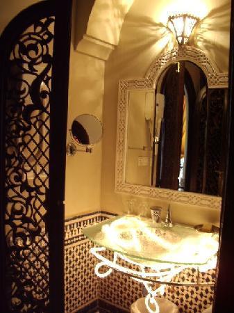 Riad Ibn Battouta: notre chambre ( vacances à fes )