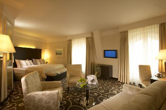Grand Hotel Bohemia: Deluxe Room