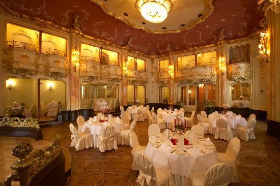 Boccaccio ballroom picture of grand hotel bohemia for Grand hotel bohemia prague reviews