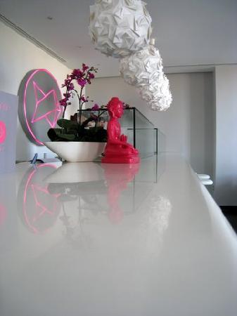 Origami : la table