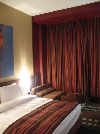 Holiday Inn Resort Dead Sea: The room