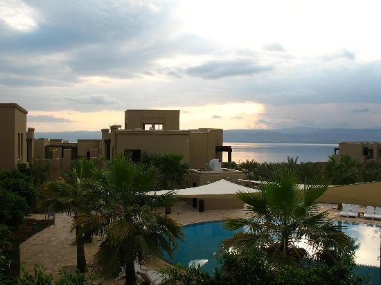 Holiday Inn Resort Dead Sea: View from the room balcony