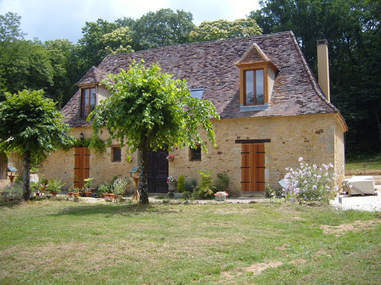 Le Bugue, France: Wonderful B&B and detatched 3 bed gite